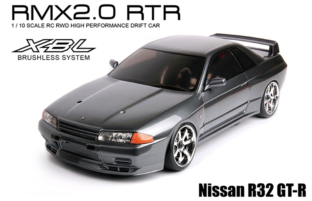 MST (#533713) RMX 2.0 R32 GT-R - 1/10 On Road Ready to Run 2WD Drift Car