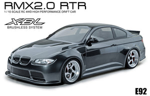MST (#533716GR) RMX 2.0 E92 (Grey) RTR 1/10 On Road Ready to Run 2WD Drift Car