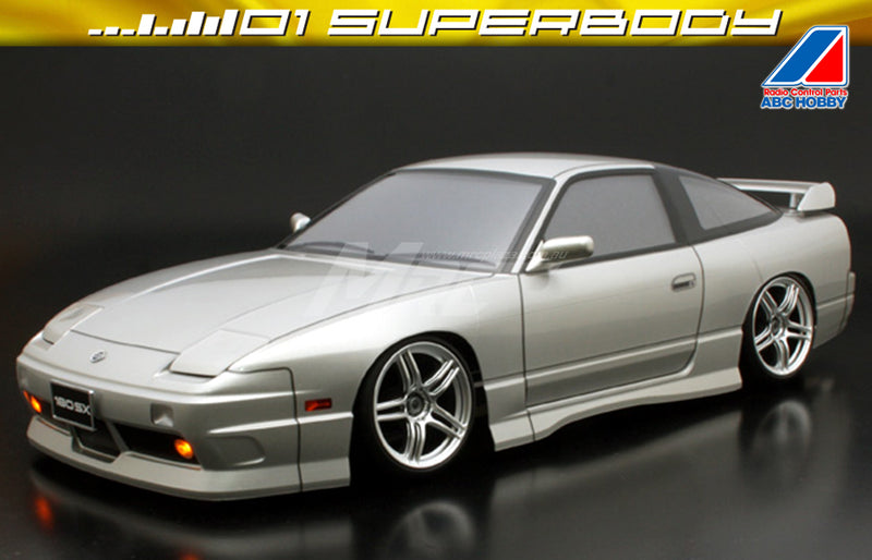 ABC Hobby (#66137) Nissan 180SX Body Set