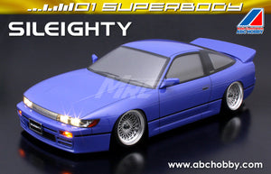 ABC Hobby (#66149) Nissan Sileighty Body Set