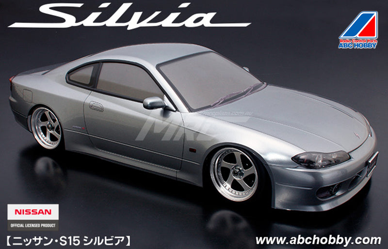 ABC Hobby (#66158) Nissan S15 Silvia Body Set