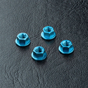 MST Aluminium Wheel Nut 5.5
