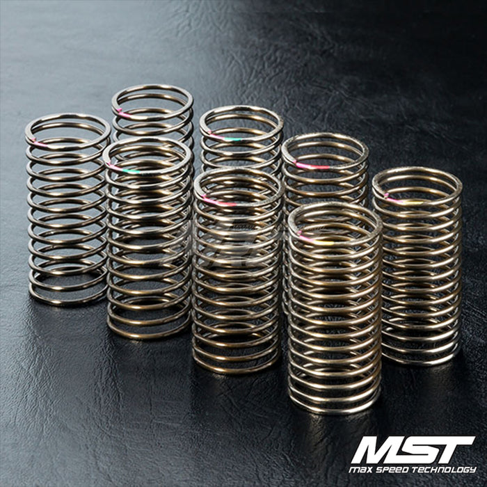 MST Extreme-Soft Coil Spring Set 32mm