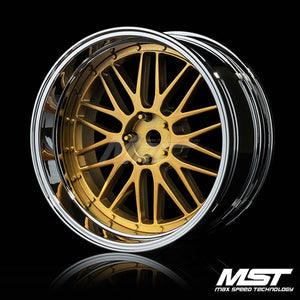 MST LM Offset Changeable Wheel Set - S-GD