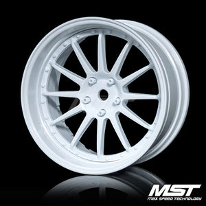 MST 21 Offset Changeable Wheel Set - W-W