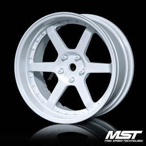 MST 106 Offset Changeable Wheel Set - W-W