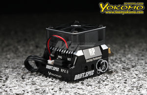 Yokomo (#BL-RPX2D) Drift Performance RPX-II DRIFT SPEC Brushless ESC