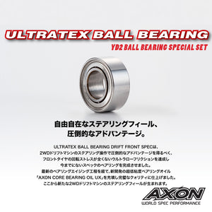 AXON (#BS-UX-Y501) YD2 Ball Bearing Special Set