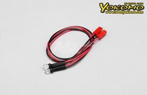 Yokomo (#D-066) Add LED Light - Red