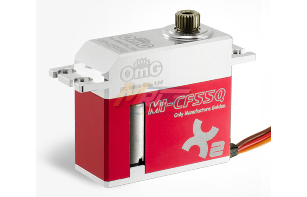 OMG H2-MI-CF55Q Class 500 Helicopter Tail Mini Servo