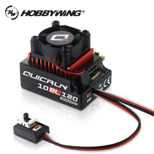 Hobbywing QuicRun 10BL120 Sensored Brushless ESC