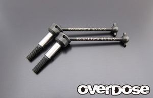 Overdose (#OD1040) Drive Shaft Set 45.5mm / 2mm Pin