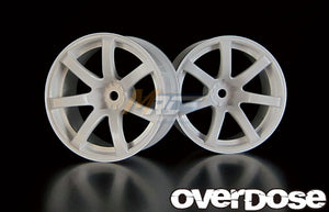 Overdose WORK EMOTION XT7 Wheel - White