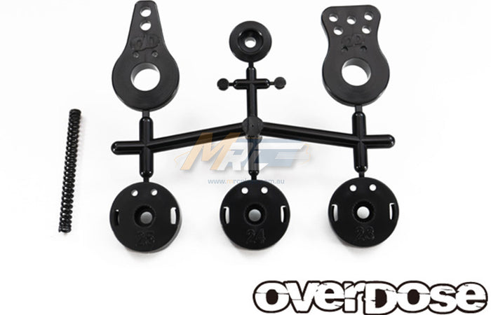 Overdose Servo Saver Set