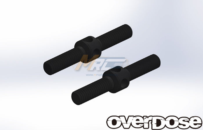 Overdose HD Turnbuckle 23mm - Black