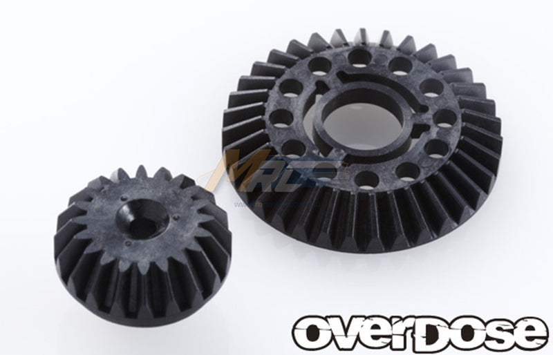 Overdose (#OD1801) Bevel Gear Set 35-20
