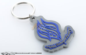 Overdose (#OD1812) Key Chains - Flame Type