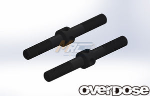 Overdose (#OD1929) HD Turnbuckle 30mm - Black