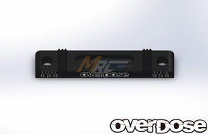 Overdose (#OD1952) Suspension Mount Base 5° - Black