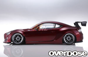 Overdose (#OD1987) Toyota SCION Weld FR-S Body Set