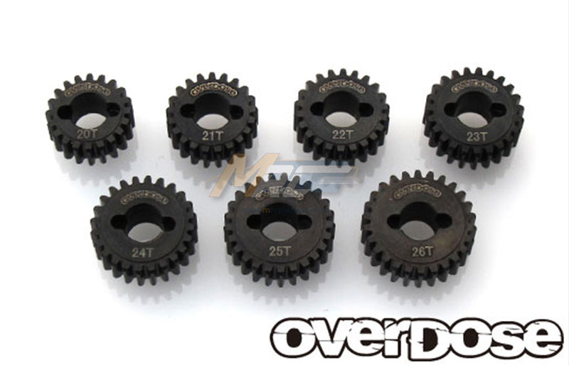 Overdose (#OD2147) Counter Gear Low Gear Set 20T-26T
