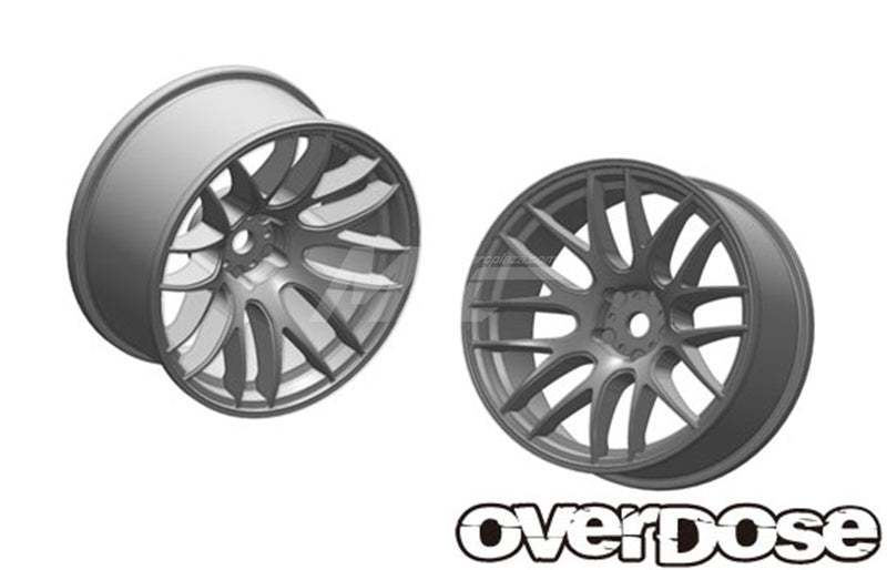 Overdose M8R Wheel - Energy Mint