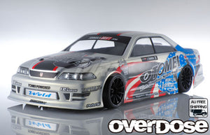 Overdose (#OD2371) Toyota JZX100 Mark II Team Kenji w/ TOMEI POWERED Body Set