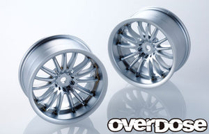 Overdose WORK XSA 05C Wheel Wheel - Matte Chrome