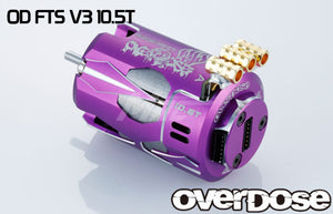 Overdose OD Factory Tuned Spec. V3 10.5T - Purple