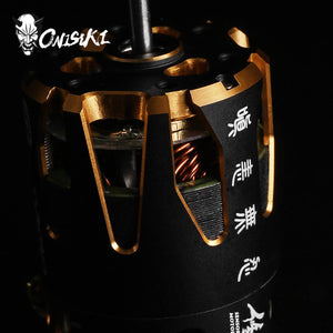 Onisiki SHURA 10.5T Sensored Brushless Motor