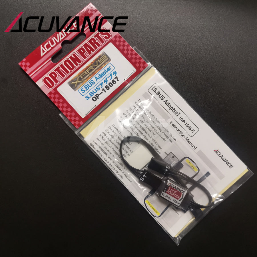 Acuvance (#OP15067) S.BUS Adapter