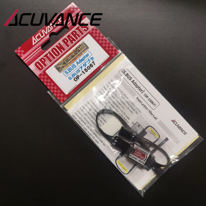 Acuvance S.BUS Adapter