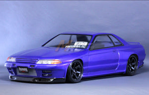 PANDORA (#PAB-129) Nissan SKYLINE R32 GT-R Body Set for 1:10 RC Cars