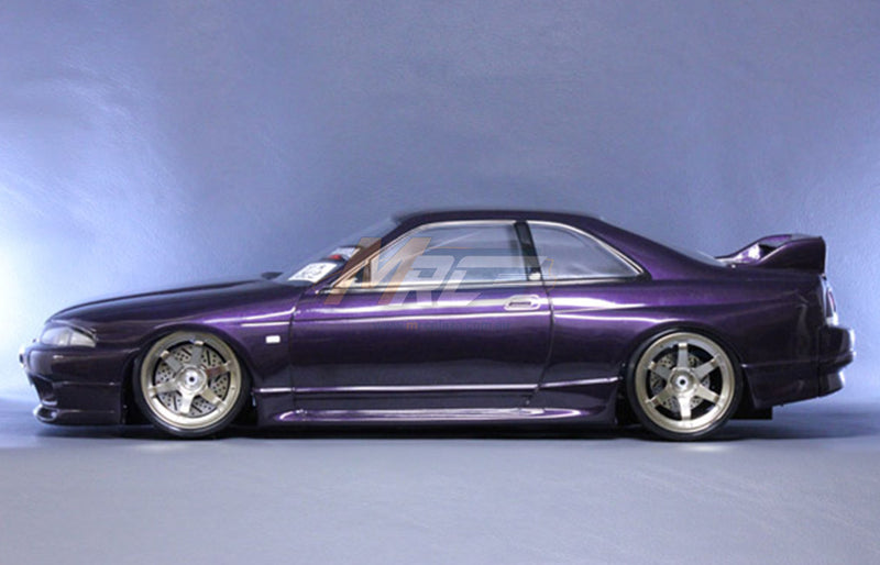 PANDORA (#PAB-130) Nissan SKYLINE R33 GT-R Body Set for 1:10 RC Cars
