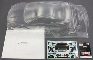 Nissan R35 GT-R Body Set