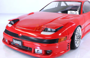 PANDORA (#PAB-154) Mitsubishi GTO Body Set for 1:10 RC Cars