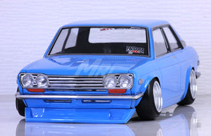 PANDORA (#PAB-175) Datsun 510 BLUE BIRD Body Set