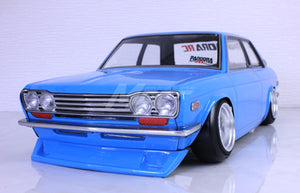 Datsun 510 BLUE BIRD Body Set