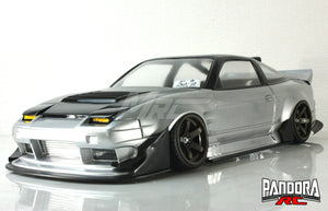 PANDORA (#PAB-2194) 180SX Fujin ORIGIN Labo Body Set