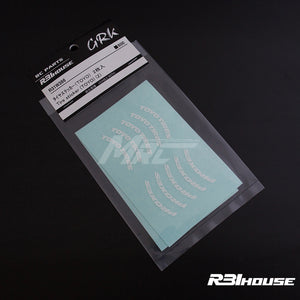 R31House (#R31W386) Tyre Sticker - TOYO