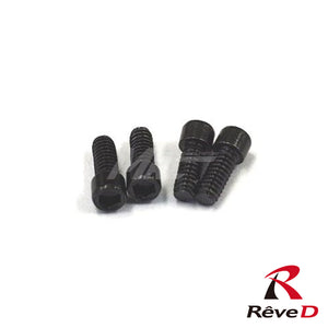 Rêve D (#RC-001) Cap Screws