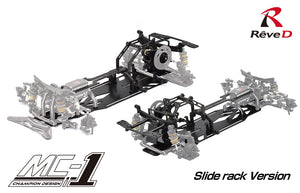 Rêve D (#RKD-MC1SR) MC-1 Slide Rack Spec. Conversion Kit