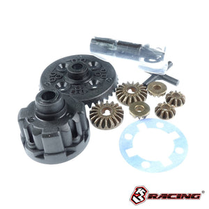 3Racing (#SAK-D501) 39T Metal Gear Differential