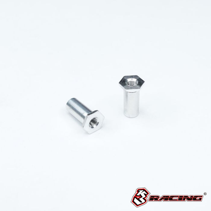 3Racing Front Damper Mixing Post M8 X 12.5mm