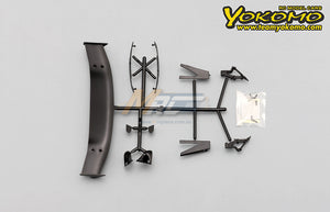 Yokomo (#SD-1093W) 1093SPEED S14 SILVIA Accessory Set