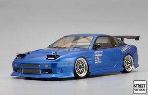 Yokomo (#SD-180BS) Nissan 180SX Body Set