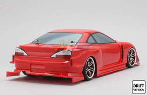 Nissan Team BOSS S15 SILVIA Body Set