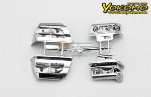 Yokomo (#SD-C33LA) YUKE'S Team ORANGE BEAST EYE C33 LAUREL Light Bracket