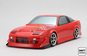 Yokomo (#SD-DKPB) Nissan KOGUCHI POWER 180SX Body Set