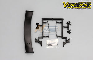 Yokomo (#SD-DKPW) KOGUCHI POWER 180SX Accessory Set